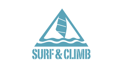 surf and climb