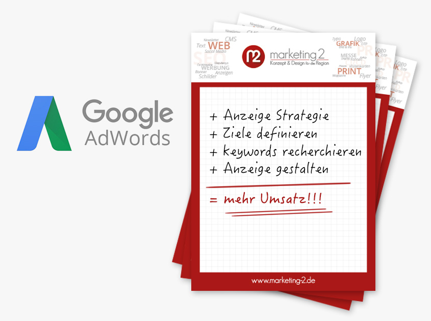 Sea - AdWords Kampagne