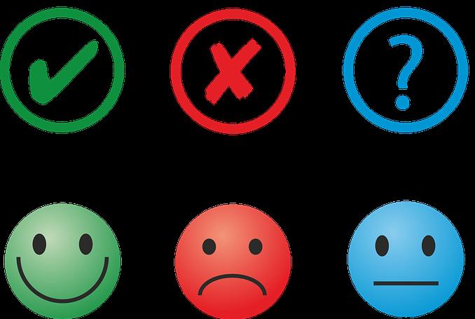 bewertungen kritik rechtmaessig