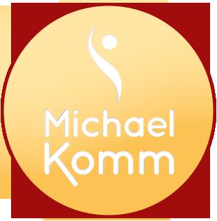 Logo - CI Entwicklung für Michael Komm