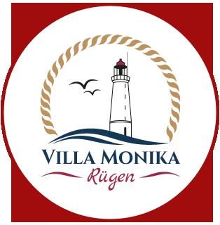 Logo - CI Entwicklung für Villa Monika