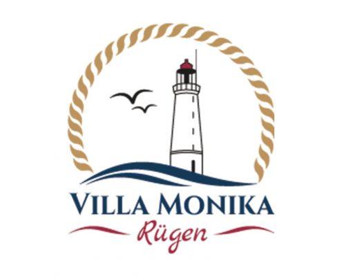 Logo Villa Monika - Ferienwohnung Rügen