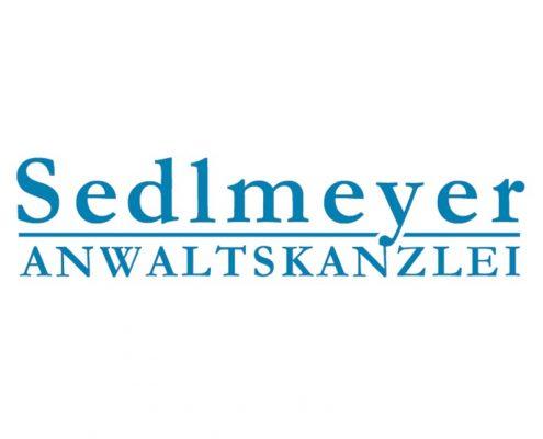 Logo Design Sedlmeyer Anwaltskanzlei