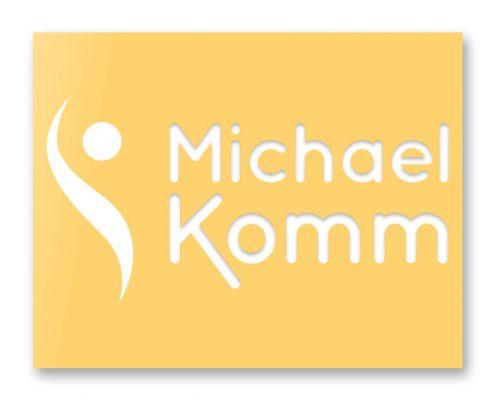 Logo Michael Komm - Heilpraktiker