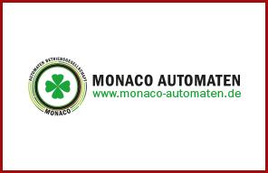 Visitenkarten für Monaco Automaten