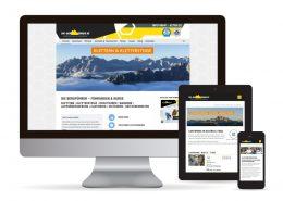 Webdesign WordPress Die Bergführer