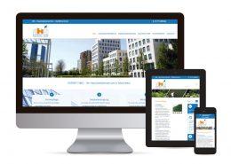 Webdesign mit WordPress für Expert HMS