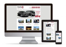 Webdesign WordPress Flotte 8