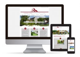 Webdesign WordPress Fürstenfelder Immobilien