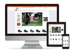Webdesign WordPress Großhandel Stedele