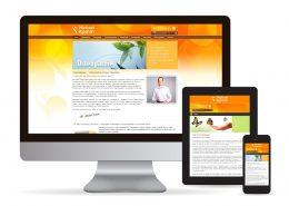 Webdesign WordPress Michael Komm - Heilpraktiker