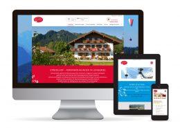 Webdesign WordPress Streidlhof