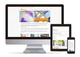Webdesign WordPress Werbezentrum Stiebler