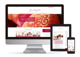 Webdesign WordPress Yoga Center Bad Tölz