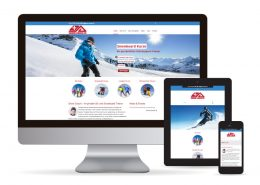 Webdesign Wordpress SnowCoach