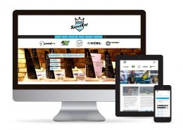 Webdesign WordPress Speed Kini - bayrische Meisterschaft Windsurfen