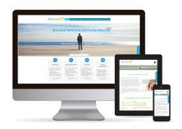 Webdesign WordPress Theranima