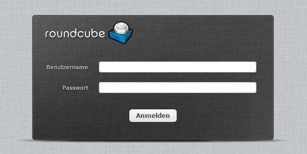 anmeldung-webmail