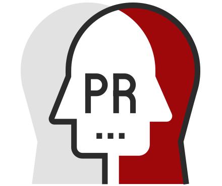 PR - Public Relations - Vergleichsstudie