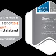 User Interface Auszeichnungen und Innovationspreis-IT
