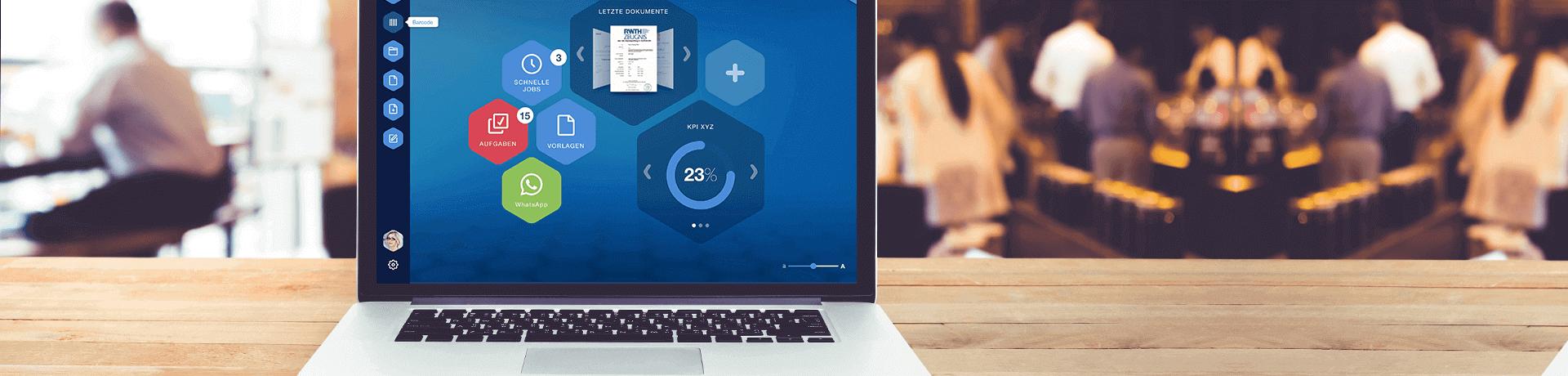 HR-Lösungen mit intuitiver Benutzeroberfläche