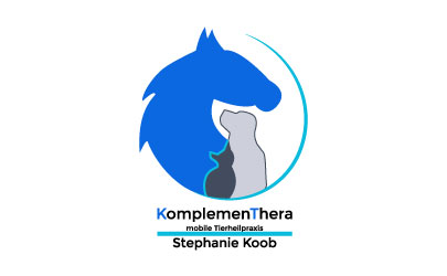 Logo Design für mobile Tierheilpraxis