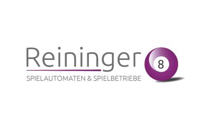 Logo Erstellung Spielautomaten Reininger