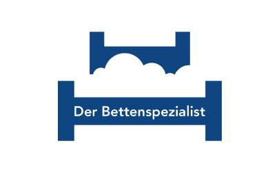 Logo Gestaltung Der Bettenspezialist
