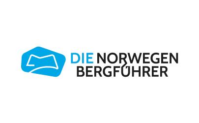 Logo Design für Die Bergführer Norwegen