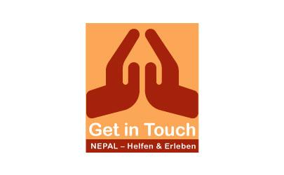 Logo Gestaltung Get in Touch
