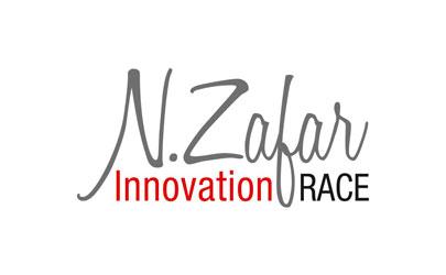 Logo Gestaltung Innovation Race Zafar