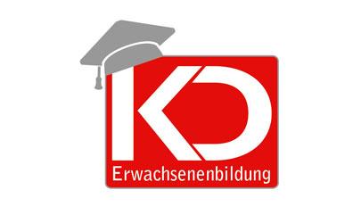 Logo Gestaltung KD Erwachsenenbildung