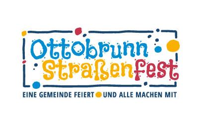 Logo Gestaltung für das Ottobrunn Straßenfest