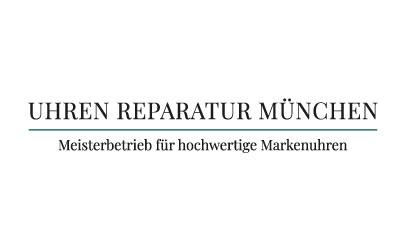 Logo Design Uhrenreparatur München