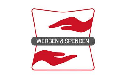 Logo Gestaltung WERBEN und SPENDEN