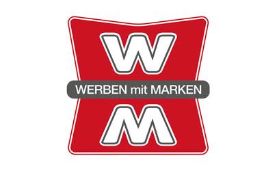 Logo Gestaltung WERBEN mit MARKEN
