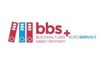 Logo Design bbs Buchhaltung