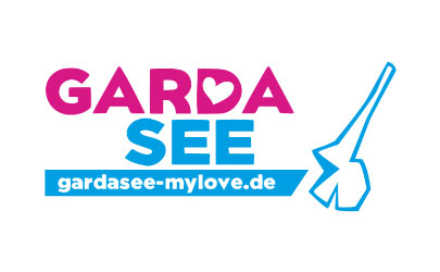 Logo designt für Gardasee my love