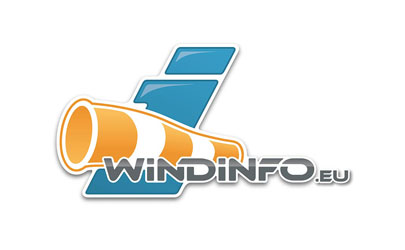 Logo designt für die Windinfo