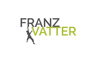 Logo Erstellung und Gestaltung für Franz Vatter