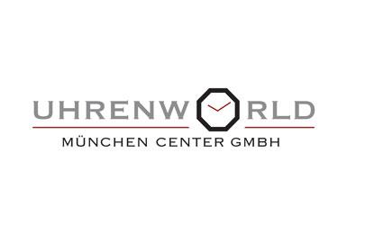 Logo Gestaltung und Erstellung Uhrenworld München