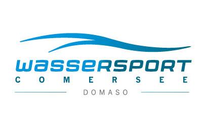 Logo erstellt Wassersport Comersee Domaso