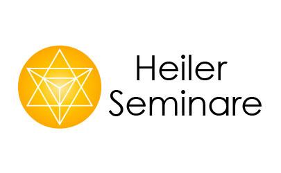 Logo Gestaltung Heiler Seminare