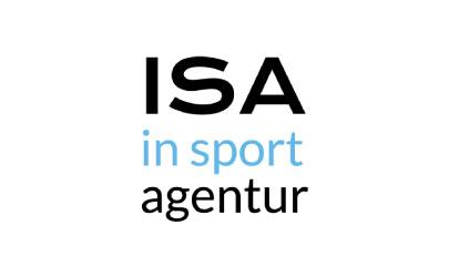 Logo Design ISA Sportagentur